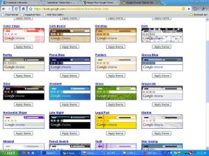 thema googlechrome